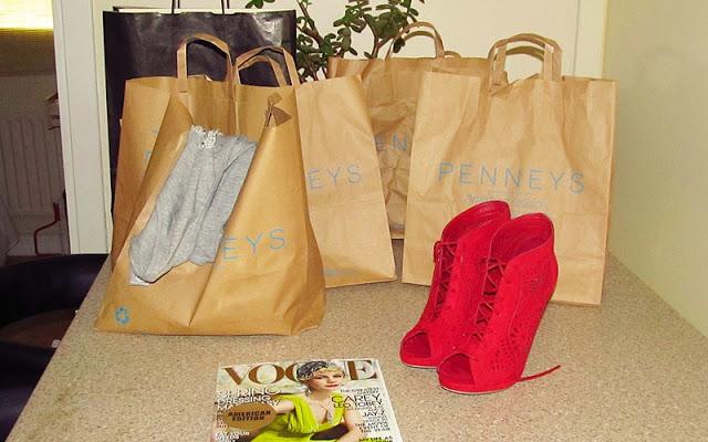 nákupy v Irsku, Penneys