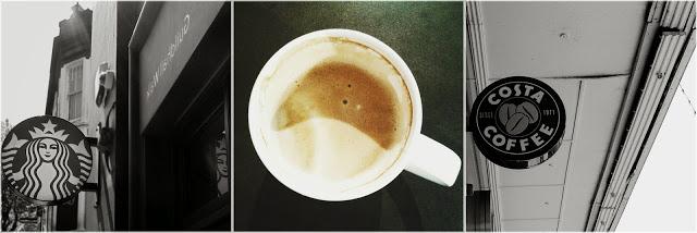 Costa vs. Starbucks