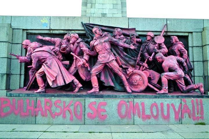 Bulharsko se omlouvá vpád vojsk 68
