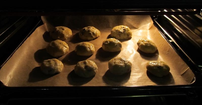 recept na cookie sušenky