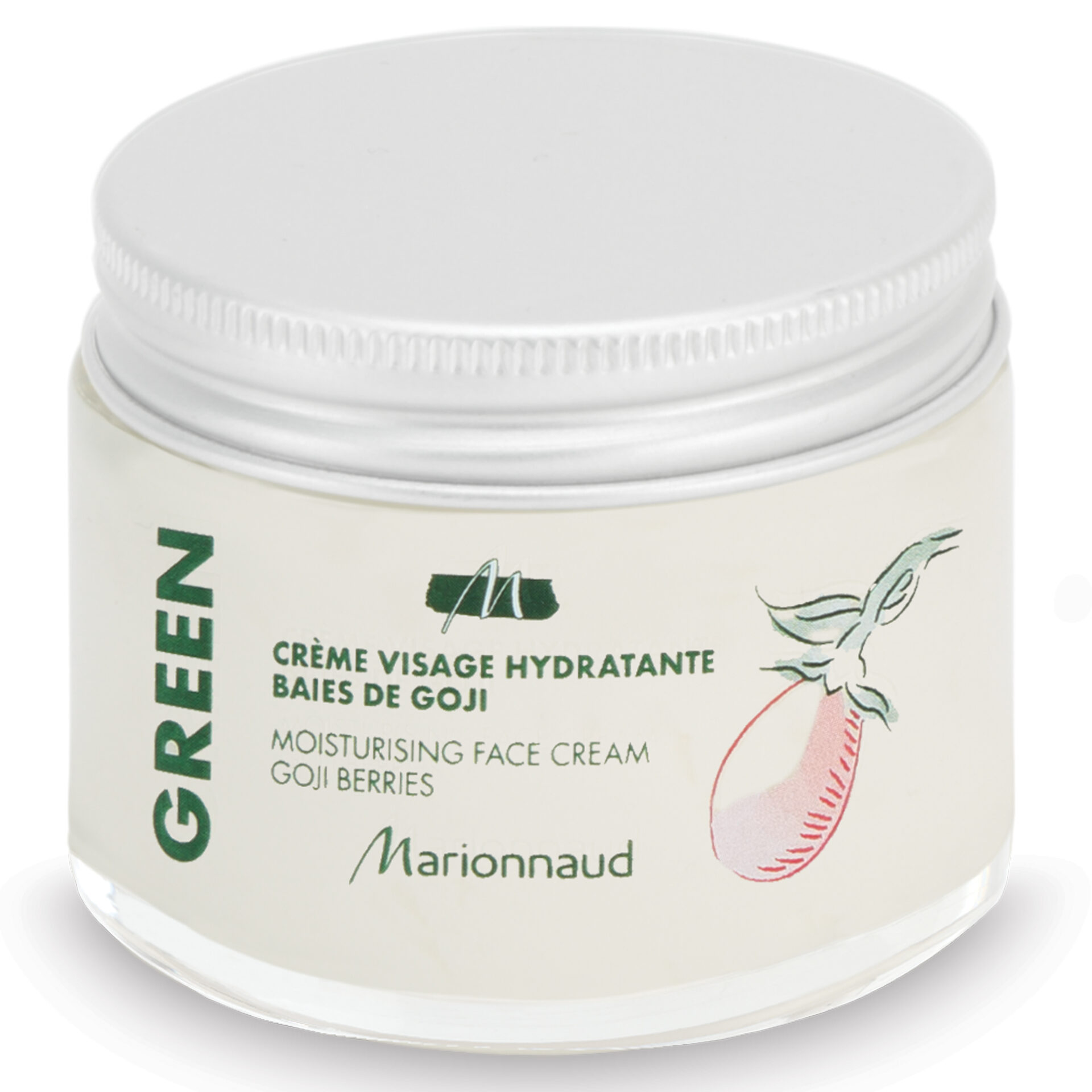 MARIONNAUD GREEN, RANGE FACE CREAM – Pleťový krém