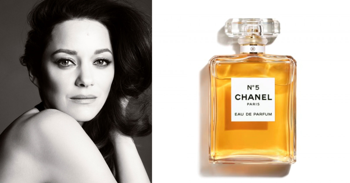 Marion Cotillard nová tvář Chanel No5