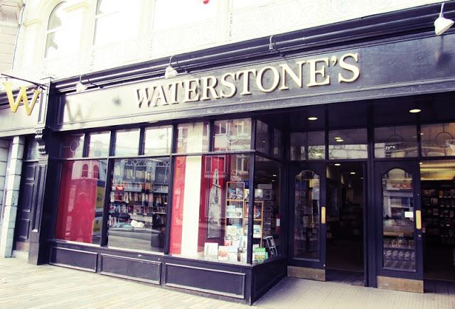 Knihkupectví Watersones