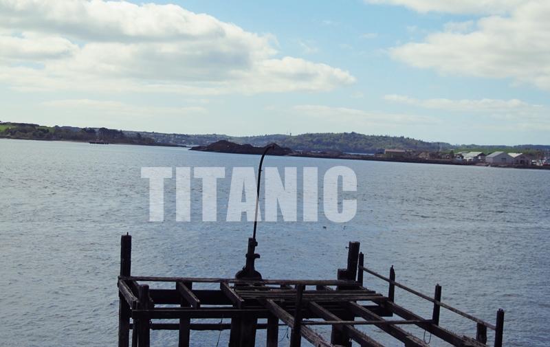 Odkud vyplul Titanic