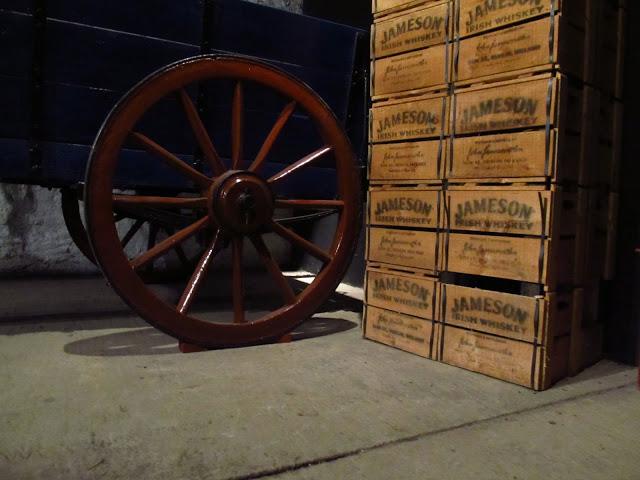 Destilérka Jameson v Midletonu
