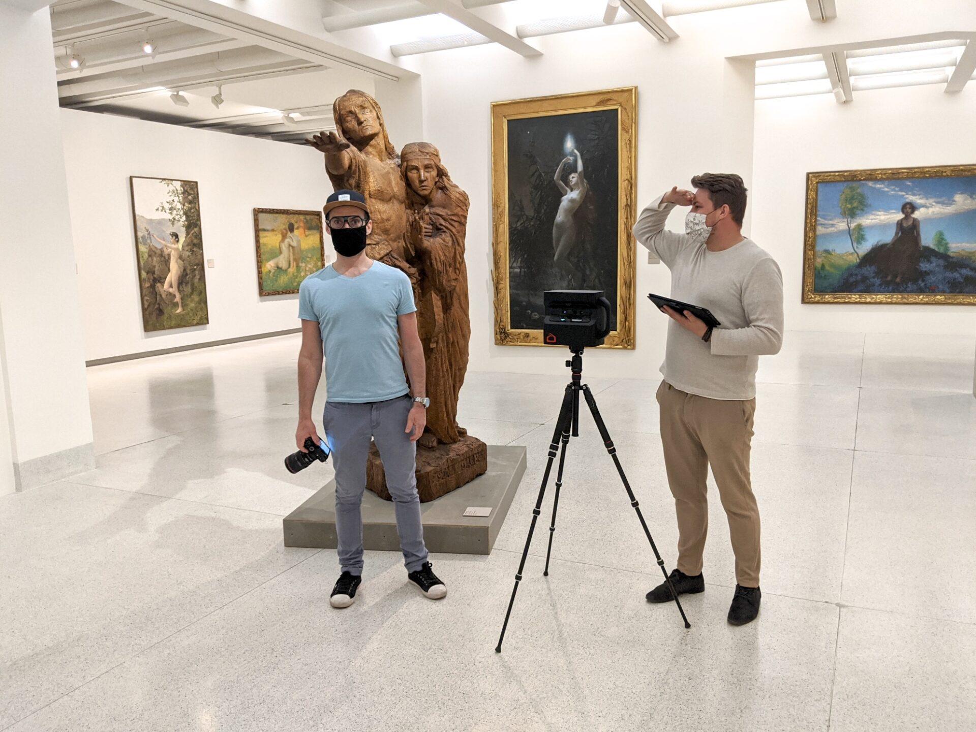 Národní galerie Praha online