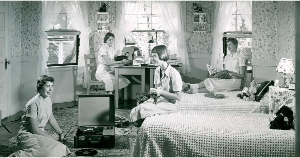 karanténa se spolubydlícím
