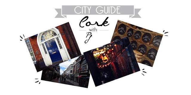 průvodce Cork Irsko