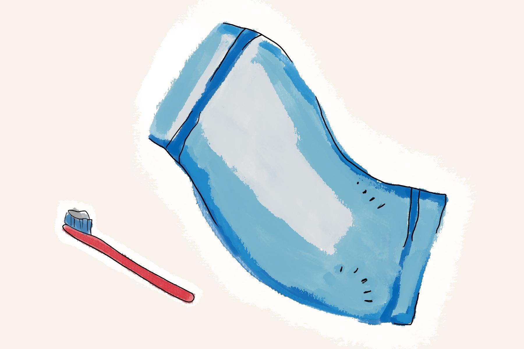 jak často uklízet - koupelna, jak často prát ručníky jak často měnit zubní kartáček