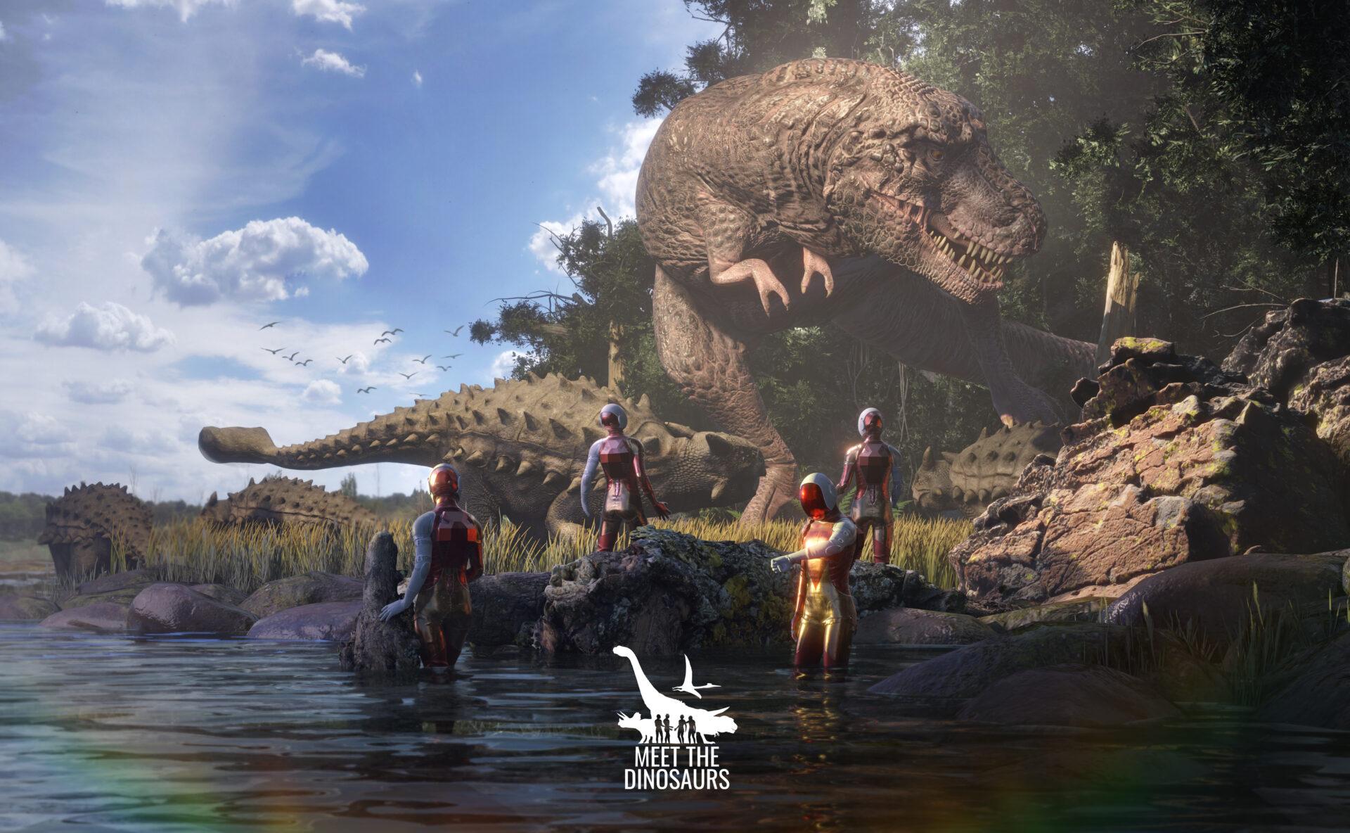 Dinosauři VR