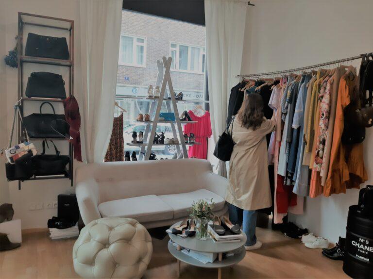 slow bazar secondhand sekáč v praze luxusní kousky