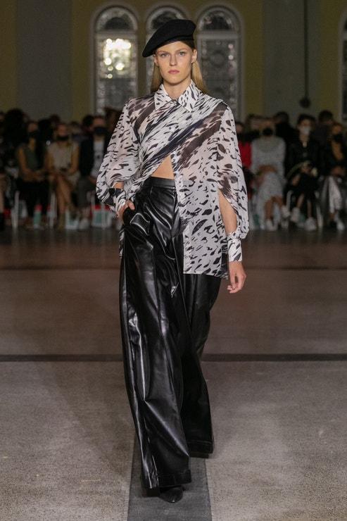 mbpfw pražský fashion week přehlídka michael kováčik