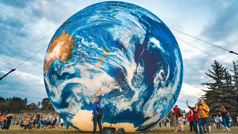 Saudek Planeta Země