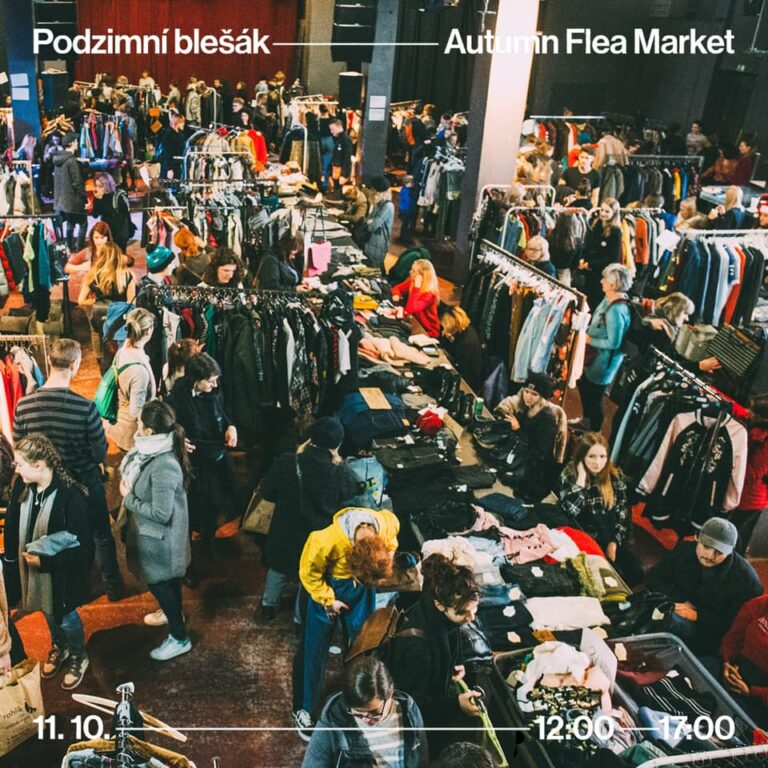 Blešák v meetfactory 2020