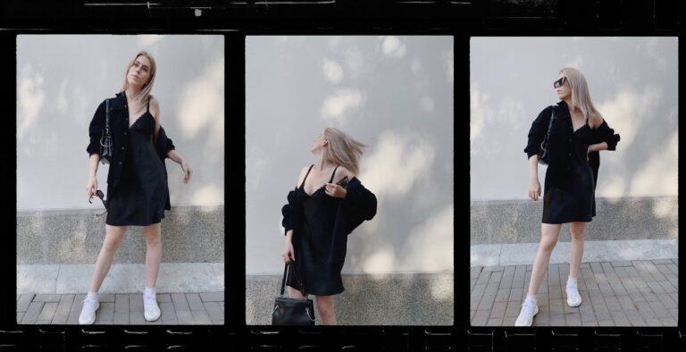 Blogerka Ms Always Late o upřímnosti foto Alexandra Čuchorová
