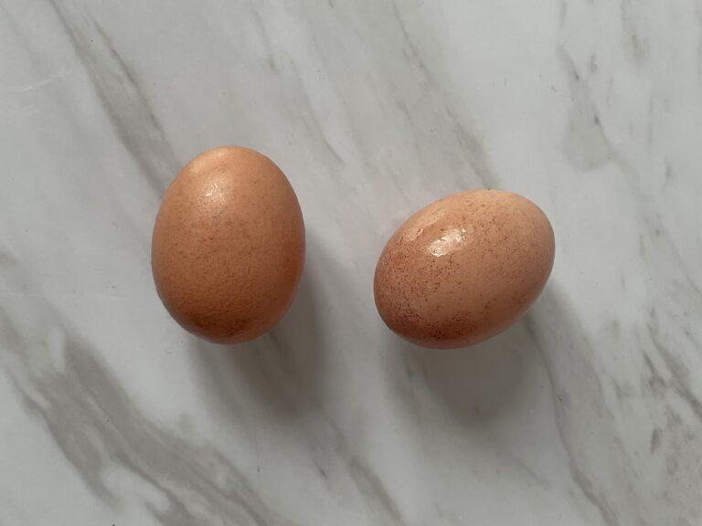 jak vyfouknout vajíčka