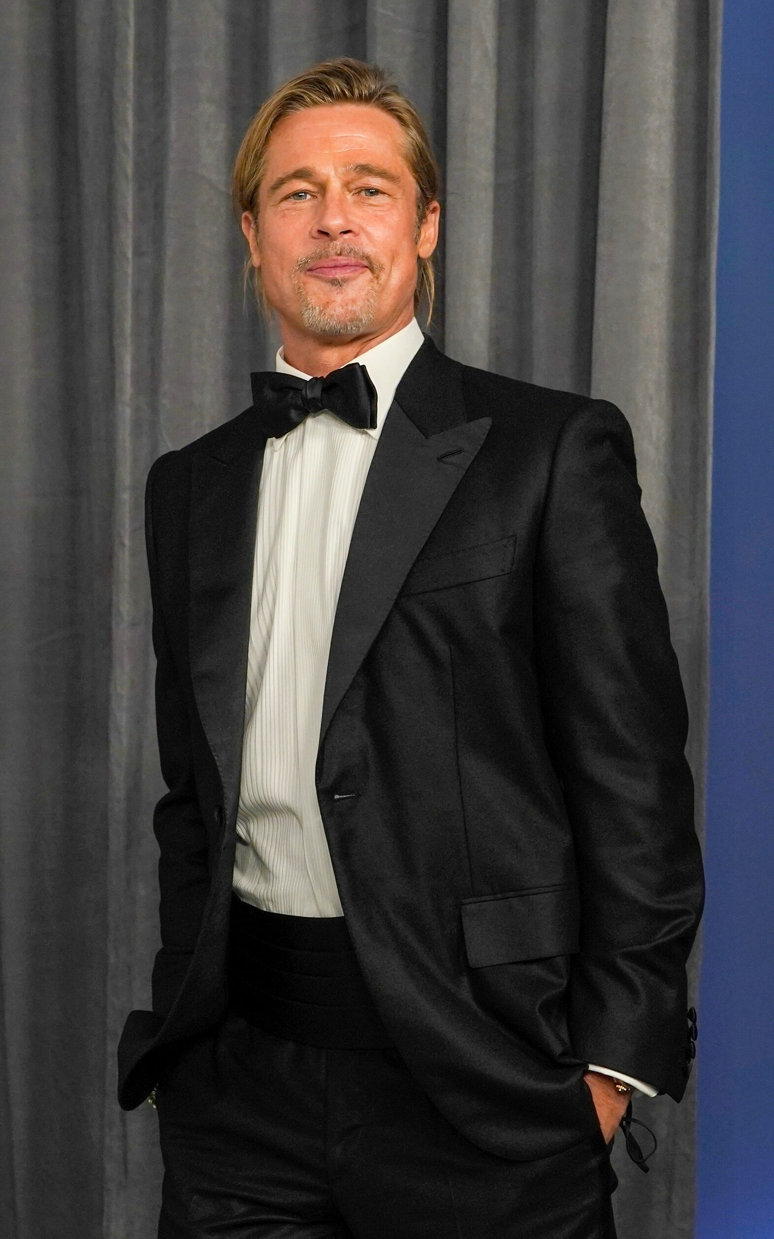 Brad Pitt - Oscaři 2021