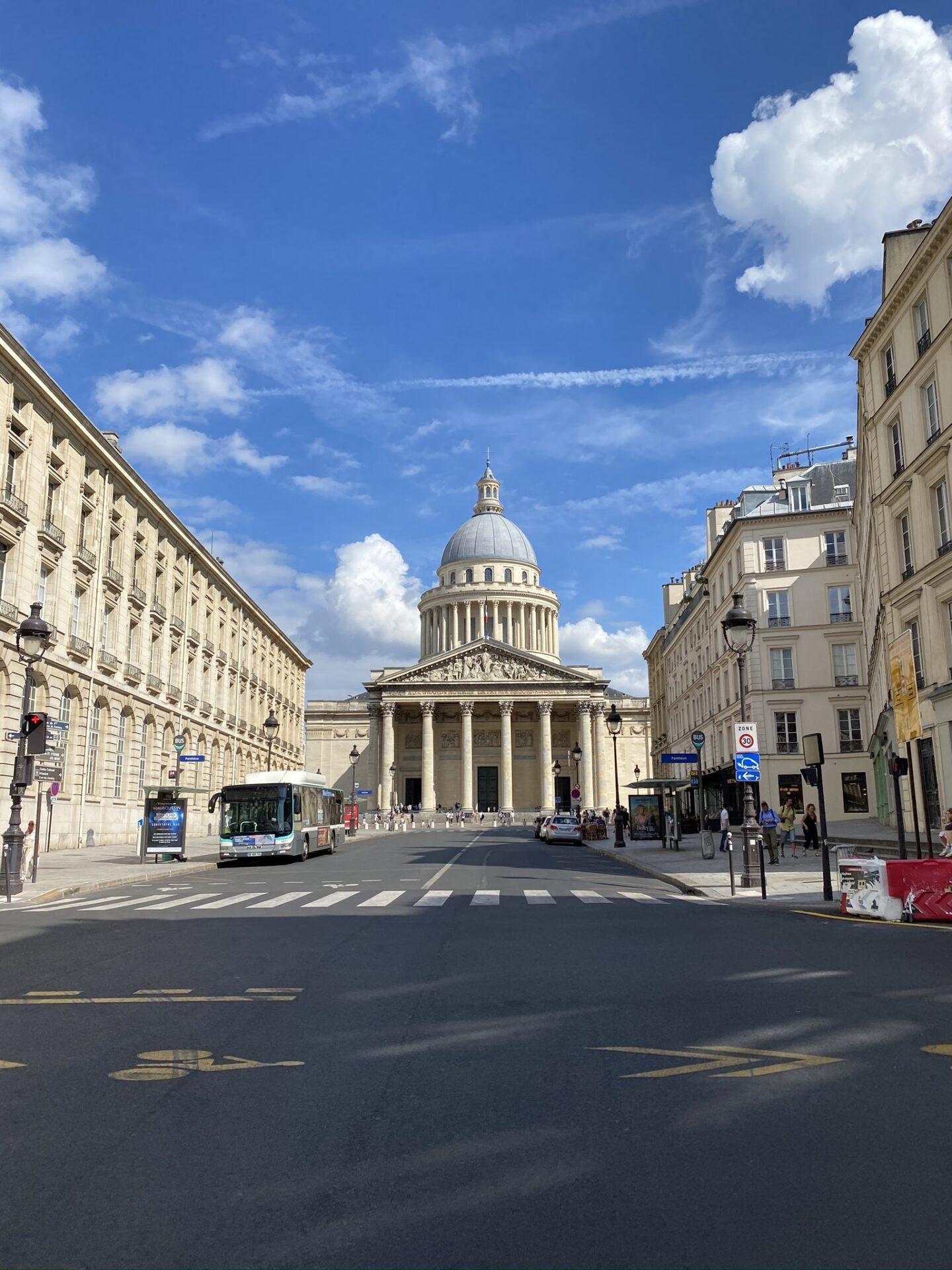 Panthéon Paříž