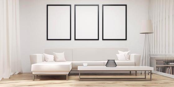 Moderní minimalistický pokoj