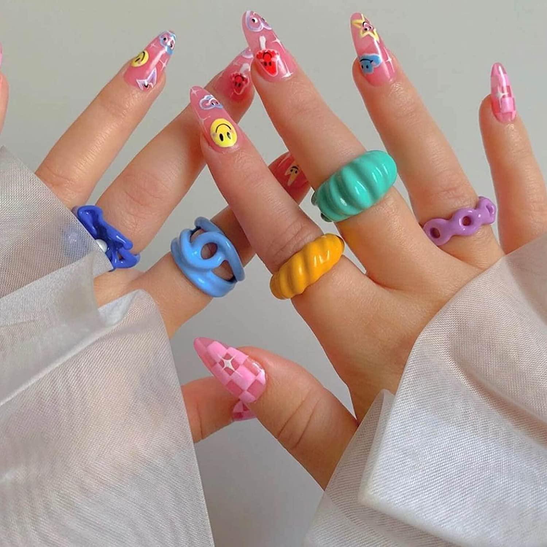 Y2K prstýnky
